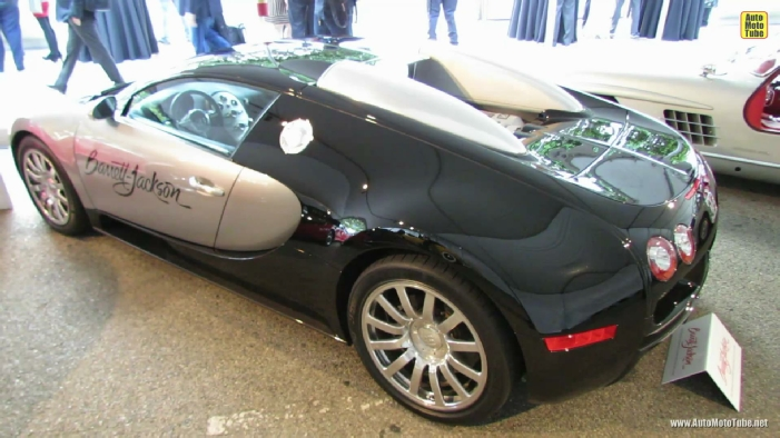 2008 bugatti veyron at 2013 los angeles auto show. Black Bedroom Furniture Sets. Home Design Ideas