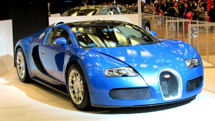 2012 bugatti veyron at 2012 toronto auto show. Black Bedroom Furniture Sets. Home Design Ideas