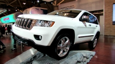 2012 Jeep Grand Cherokee Overland at 2012 Toronto Auto Show