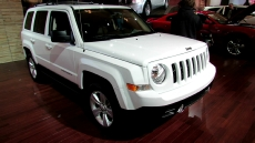 2012 Jeep Patriot Limited at 2012 Toronto Auto Show