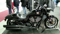 2012 Victory Hammer 8 Ball at 2012 Montreal Motorcycle Show