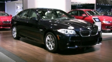 2012 BMW 528i at 2012 Montreal Auto Show