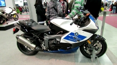 2012 BMW K1300S at 2012 Montreal Motorcycle Show