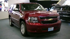 2012 Chevrolet Tahoe Hybrid at 2012 Montreal Auto Show