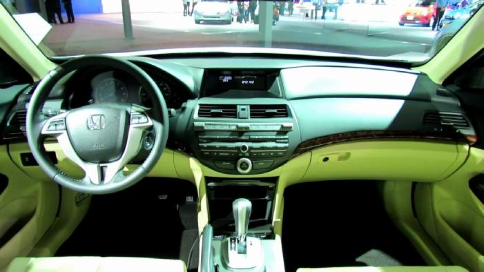 2012 Honda Crosstour At 2012 New York Auto Show