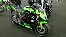 2012 Kawasaki Ninja 1000 ABS at 2012 Montreal Motorcycle Show