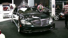 2012 Mercedes-Benz S350 Bluetec 4matic at 2012 Montreal Auto Show