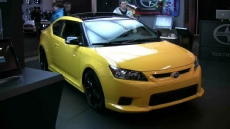 2012 Scion tC at 2012 Montreal Auto Show