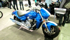 2012 Suzuki Bouleverd M109R at 2012 Montreal Motorcycle Show