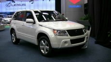 2012 Suzuki Grand Vitara at 2012 Montreal Auto Show