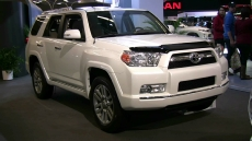 2012 Toyota 4Runner at 2012 Montreal Auto Show
