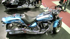 2012 Yamaha Raider S XV1900S at 2012 Montreal Motorcycle Show
