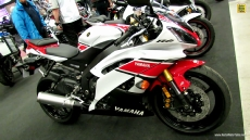 2012 Yamaha YZF-R6 at 2013 Montreal Motorcycle Show