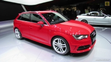 2013 Audi A3 2.0 TDI S-Line at 2012 Paris Auto Show