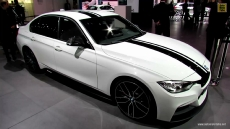 2013 BMW 335i M-Performance at 2012 Paris Auto Show