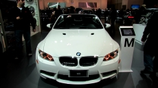 2012 BMW M3 Convertible at 2012 Toronto Auto Show