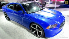 2013 Dodge Charger Daytona R/T at 2012 Los Angeles Auto Show
