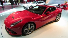2013 Ferrari F12 Berlinetta at 2012 Paris Auto Show
