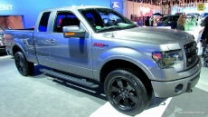 2013 Ford F-150 FX4 at 2012 Los Angeles Auto Show