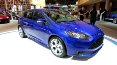 2013 Ford Focus ST at 2012 Toronto Auto Show