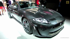 2013 Jaguar XK-RS at 2012 Paris Auto Show