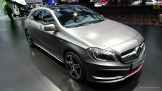 2013 Mercedes-Benz A250 AMG at 2012 Paris Auto Show