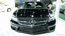 2013 Mercedes-Benz CLS63 AMG at 2012 Los Angeles Auto Show