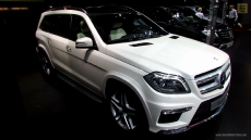 2013 Mercedes-Benz GL500 4matic at 2012 Paris Auto Sho