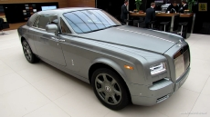 2013 Rolls-Royce Phantom Coupe Aviator Collection at 2012 Paris Auto Show