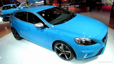 2013 Volvo V40 T5 R-Design at 2012 Paris Auto Show