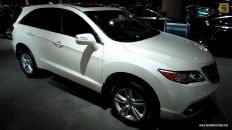 2013 Acura RDX at 2013 Montreal Auto Show