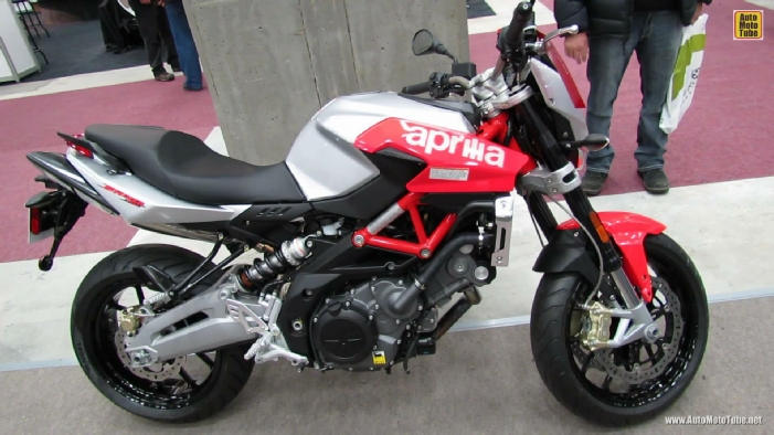 2012 aprilia shiver 750 at 2013 quebec motorcycle show. Black Bedroom Furniture Sets. Home Design Ideas