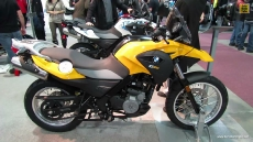 2013 BMW F650GS at 2013 Quebec Motorcycle Show