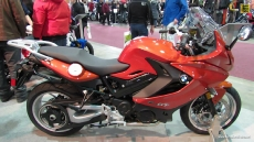 2013 BMW F800GT at 2013 Quebec Motorcycle Show