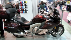 2013 BMW K1600GTL at 2013 Quebec Motorcycle Show