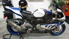2013 BMW S1000 HP4 at 2013 Toronto Motorcycle Show