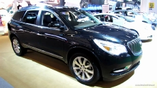 2013 Buick Enclave at 2013 Montreal Auto Show