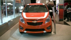 2013 Chevrolet Spark at 2012 Montreal Auto Show