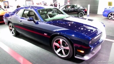 2013 Dodge Challenger SRT at 2013 Detroit Auto Show