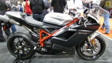 2013 Ducati 848 Evo Corse at 2013 Toronto Motorcycle Show