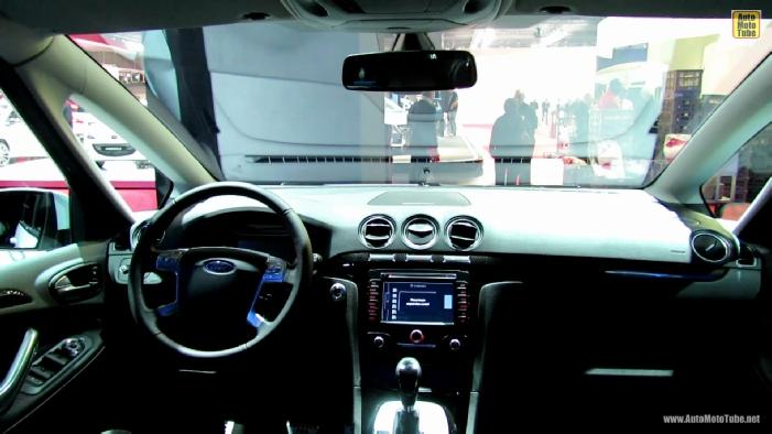 2013 Ford S-Max Titanium Diesel T-DCI at 2012 Paris Auto Show