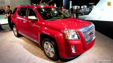 2013 GMC Terrain Denali at 2012 Los Angeles Auto Show