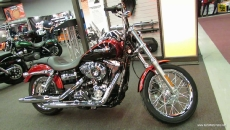 2013 Harley-Davidson Dyna Super Glide Custom at 2013 Montreal Motorcycle Show