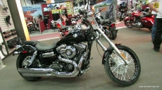 2013 Harley-Davidson Dyna Wide Glide at 2013 Montreal Motorcycle Show