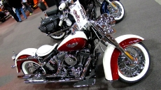 2013 Harley-Davidson Softail Deluxe at 2013 Toronto Motorcycle Show