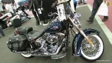 2013 Harley-Davidson Softail Heritage Classic at 2013 Montreal Motorcycle Show