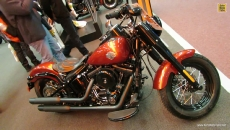 2013 Harley-Davidson Softail Slim at 2013 Montreal Motorcycle Show