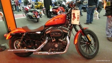 2013 Harley-Davidson Sportster Iron 883 at 2013 Montreal Motorcycle Show