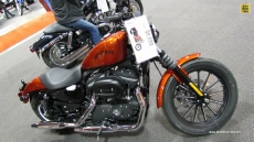 2013 Harley-Davidson Sportster Iron 883 at 2013 Toronto Motorcycle Show