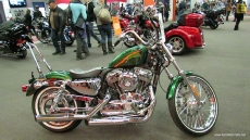 2013 Harley-Davidson Sportster Seventy Two at 2013 Montreal Motorcycle Show